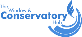 The Window & Conservatory Hub Logo
